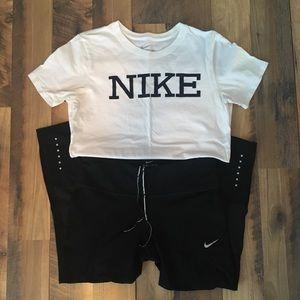 Nike running set